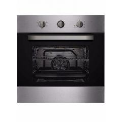 Statesman BSF60SS Electric Built In Single Oven In Stainless Steel