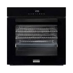 Stoves SEB602MFCBLK 444410142 73L Multifunction Fan Assisted Oven In Black