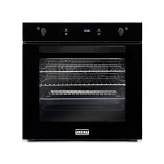 Stoves SEB602PYBLK 444410037 Stoves 60Cm Built-In Multifunction Oven With Pyrolytic Cleaning