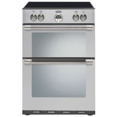 Stoves STER600MFTI Stoves Sterling600mfti 60Cm Electric Cooker With Induction Hob - Stainless Steel