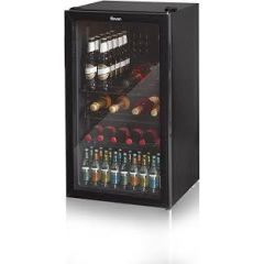 Swan SR12030BN Swan Sr12030bn Wine Cooler - Black - A+ Rated