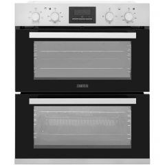Zanussi ZOF35661XK Built Under Double Oven In Stainless Steel