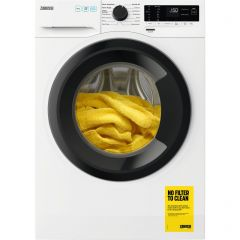 Zanussi ZWF143A2DG Zanussi Zwf143a2dg 10Kg Washing Machine With 1400 Rpm - White - A+++ Rated